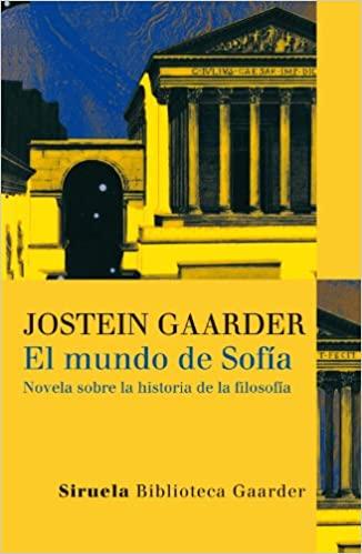 el mundo de Sofía libro
