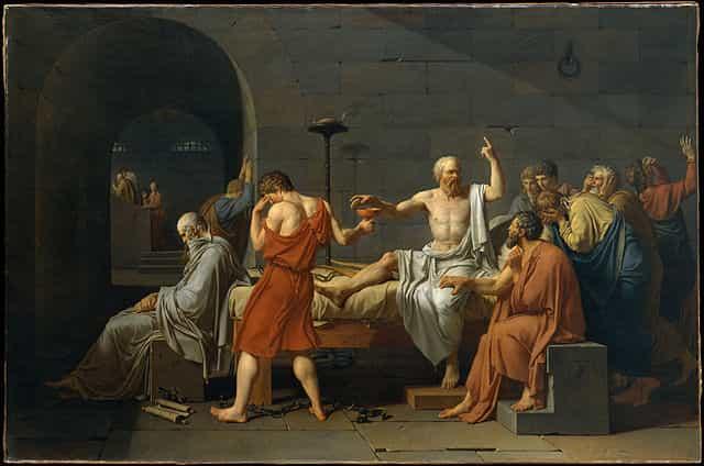 Quién fue Sócrates