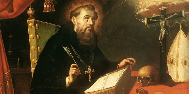 santo agustin