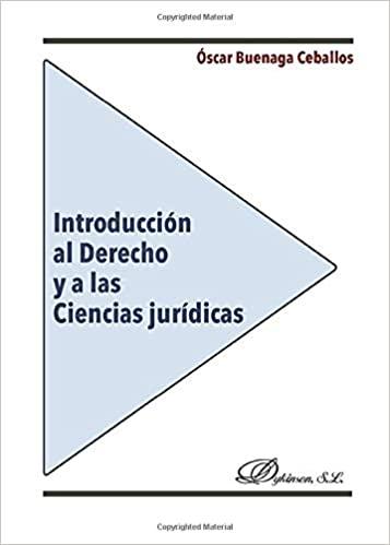 Introduccion al derecho y a las ciencias jurídicas