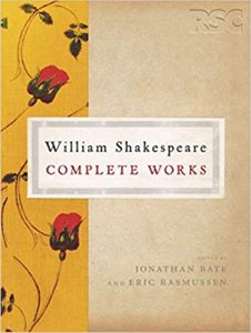 obras de shakespeare