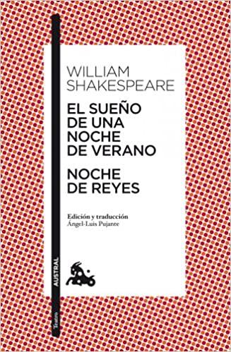 Sueño de una noche de verano Shakespeare
