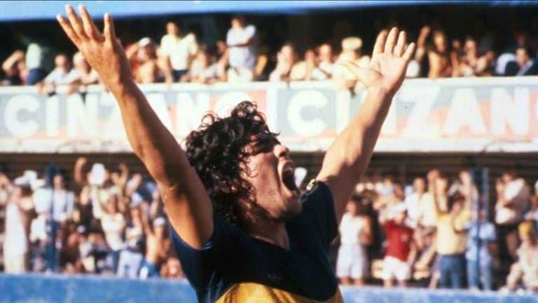 Diego Armando Maradona en Boca Juniors
