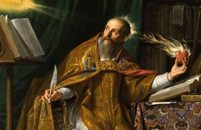 libros de san Agustín de Hipona