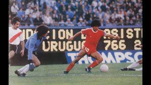 Diego Armando Maradona en Argentinos Juniors