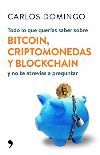 libros sobre criptomonedas, bitcoins y blockchain