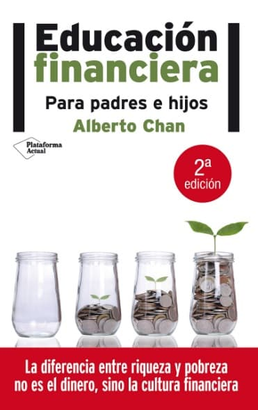 Libro Educación Financiera para padres e hijos