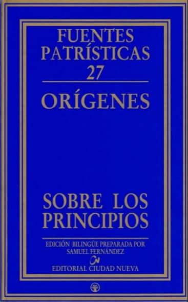 Libros de Orígenes de Alejandría