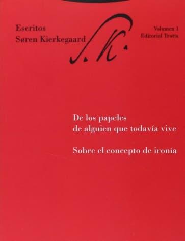 Soren Kierkegaard libros