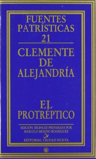 libros de Clemente de Alejandría